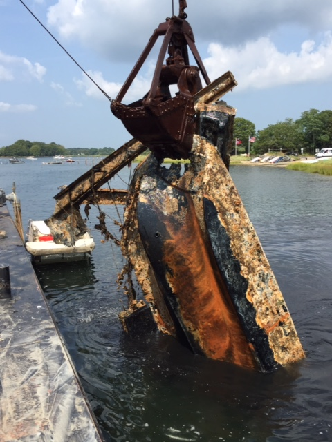 Osterville Boat Salvage