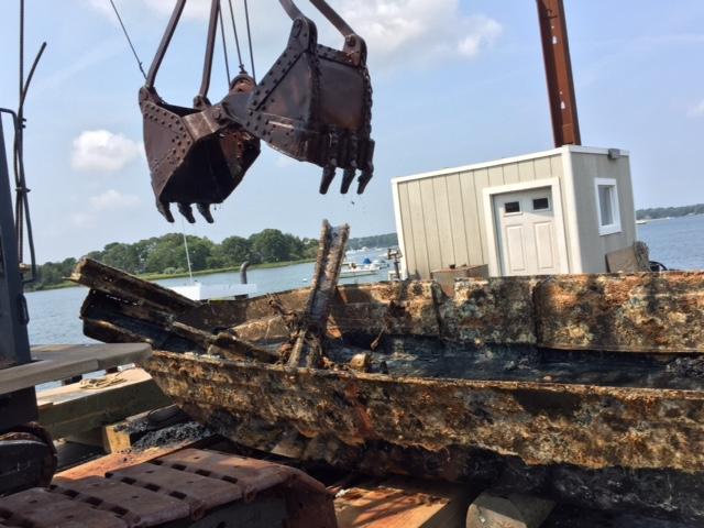 Cape Cod Boat Salvage