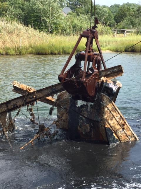 Beacon Marine Cape Cod Boat Salvage