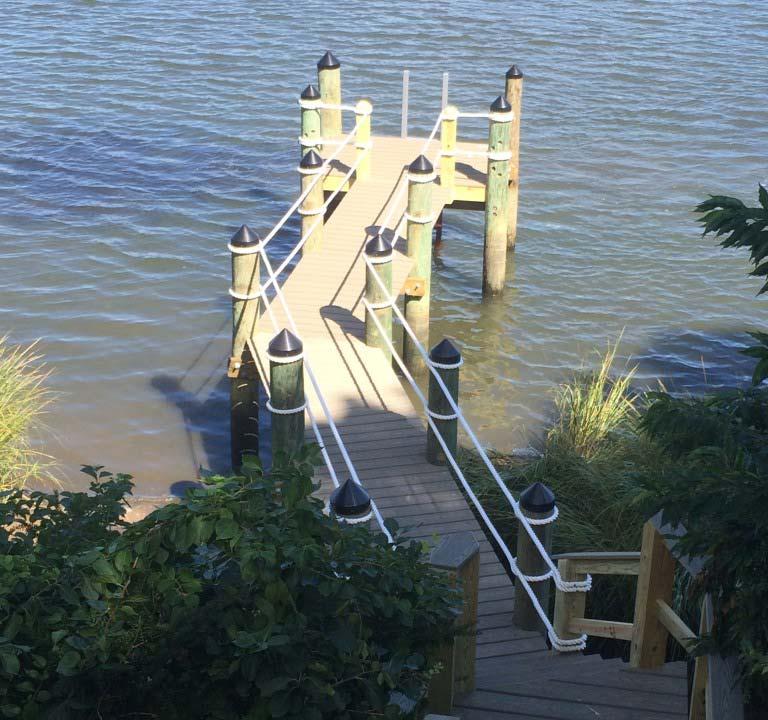Cotuit Pier Repairs