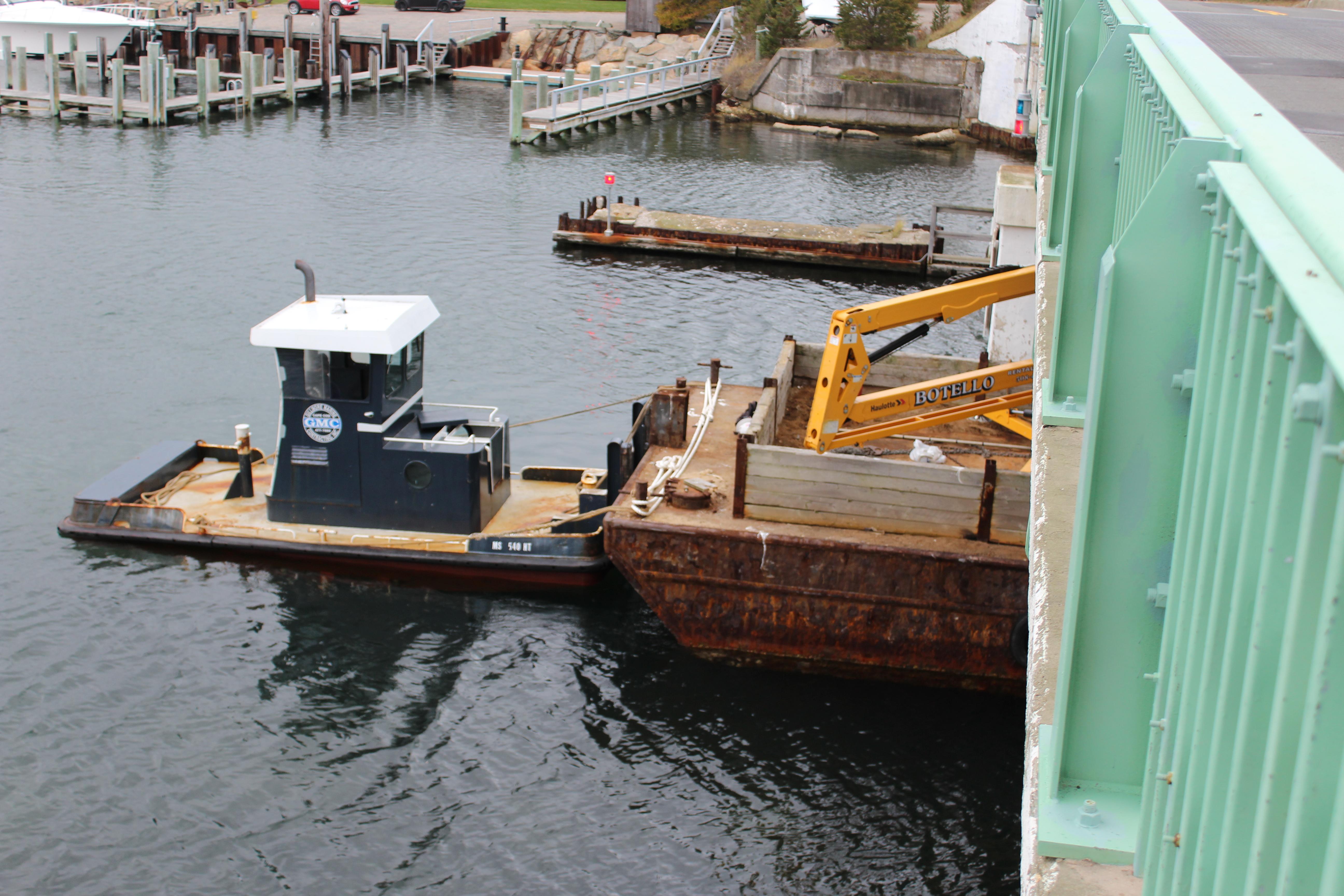 Osterville Bridge Inspection